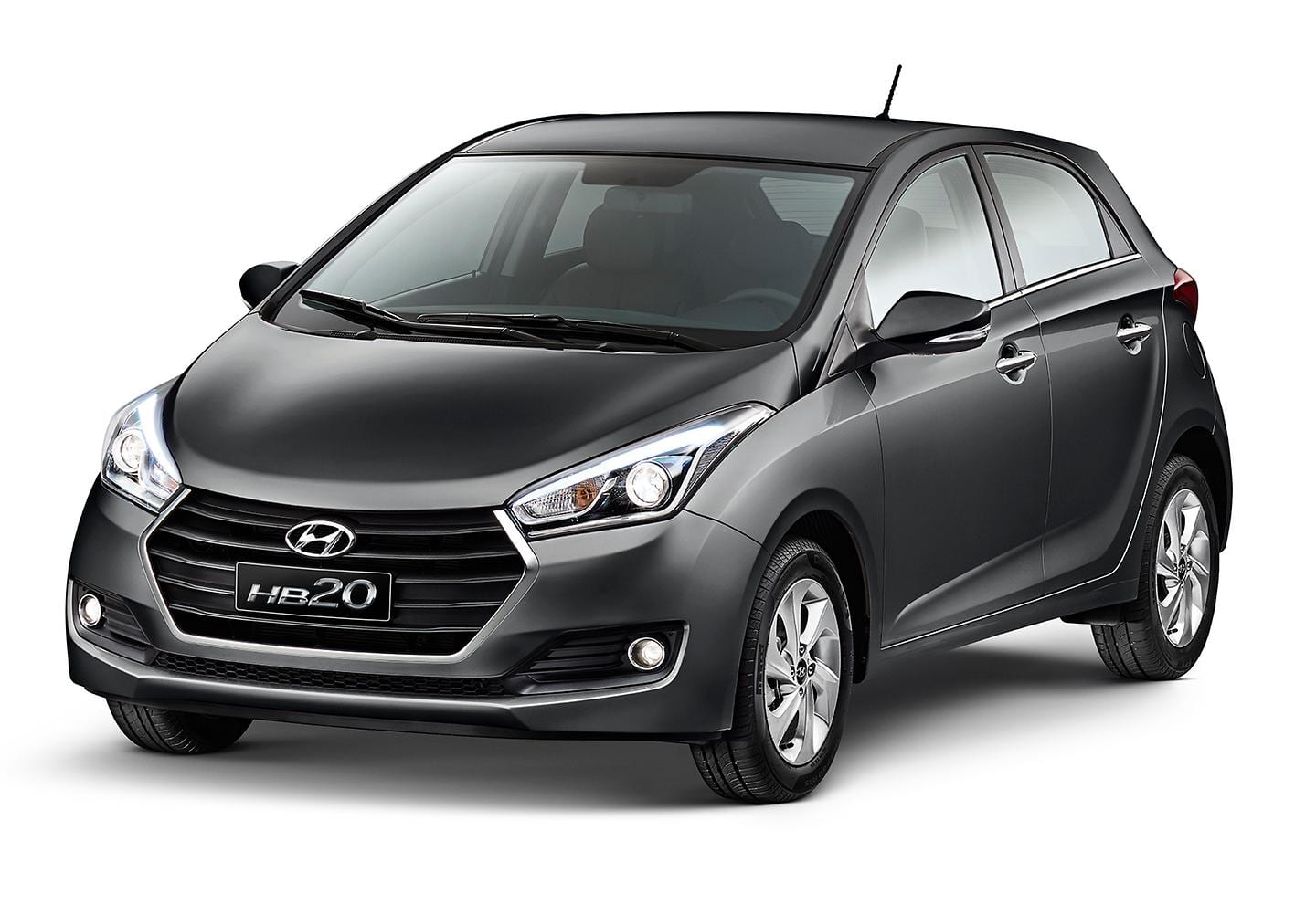 Hyundai Motor unveils refreshed HB20 for Brazil