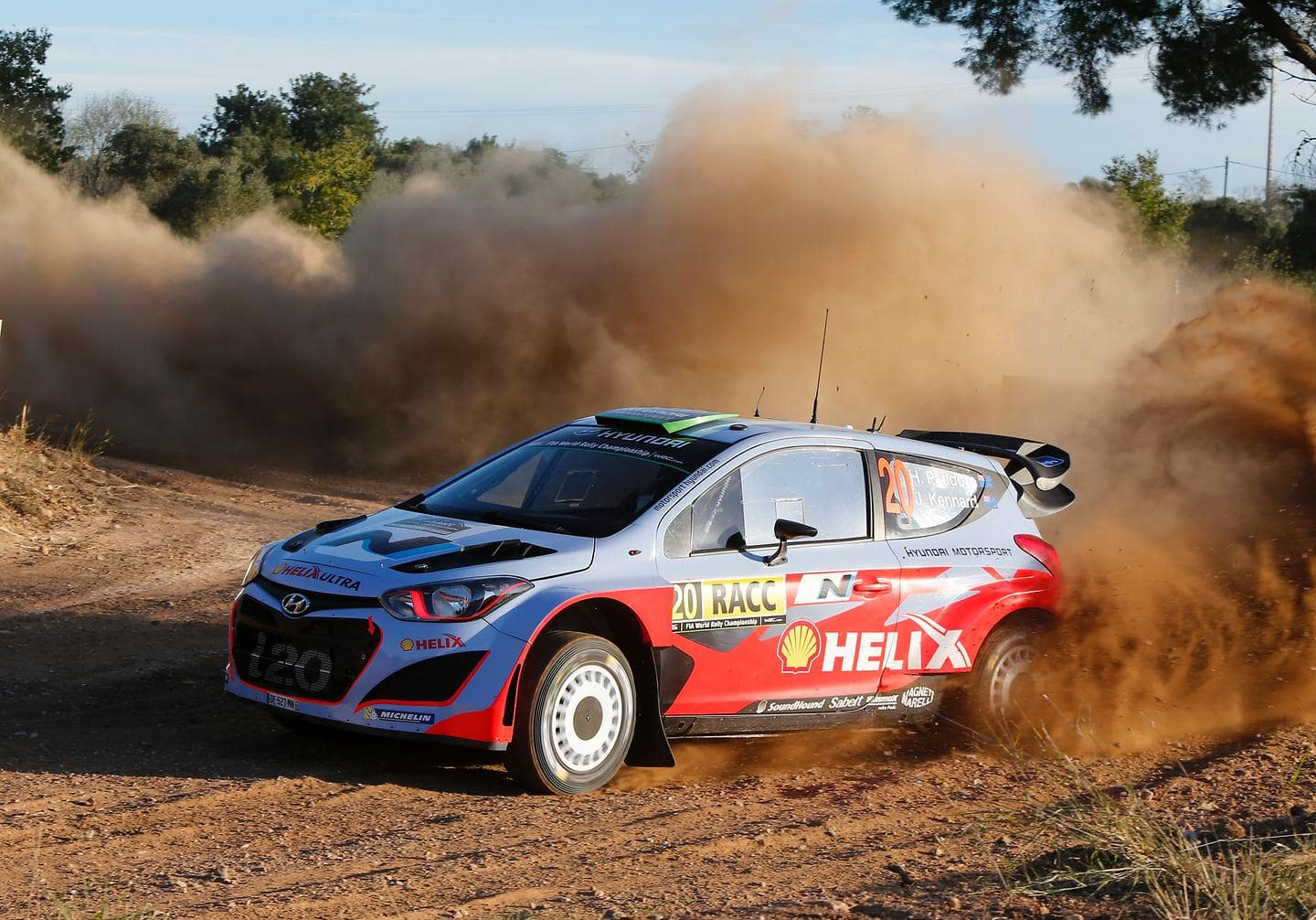 Hyundai Motorsport aims to reclaim second in Championship at mixed surface Rally de Espana