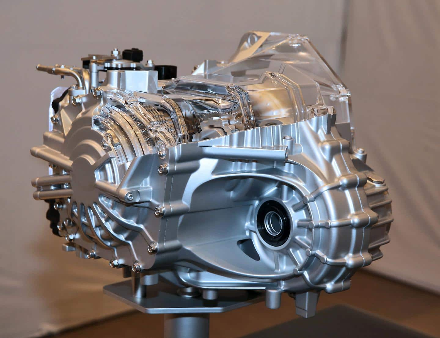 Hyundai motor unveils new hybrid dedicated gdi engine and for New motor and transmission