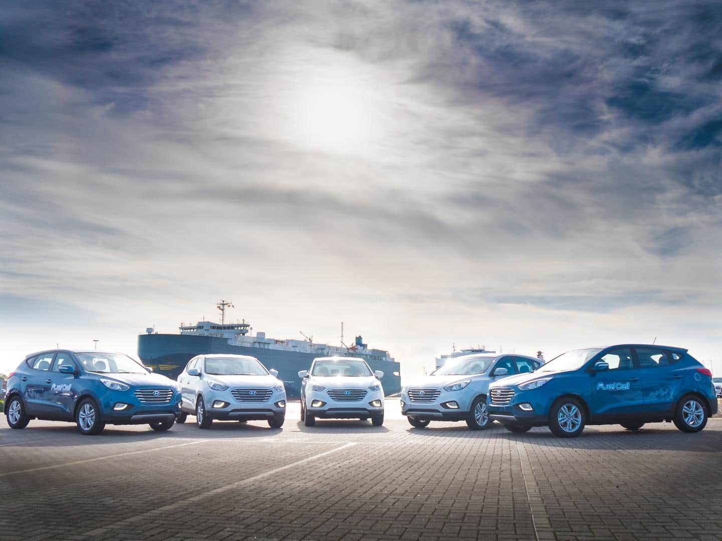 50 more deliveries in Europe keep Hyundai Motor at the forefront of hydrogen fuel cell vehicle roll-out