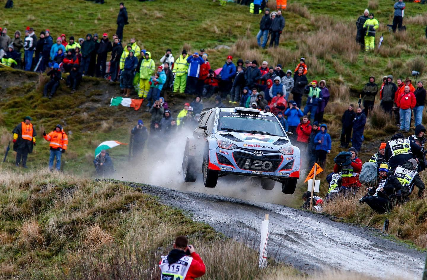 Hyundai Motorsport prepares for final Championship push in Wales Rally GB