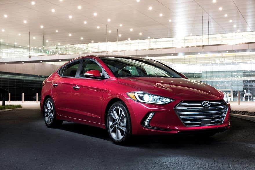 All-new 2017 Elantra Makes its Debut at the Los Angeles Auto Show