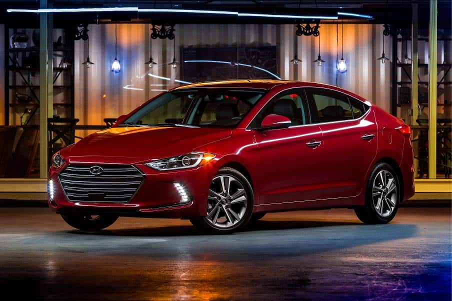 All-new 2017 Elantra Makes its Debut at the Los Angeles Auto Show 2