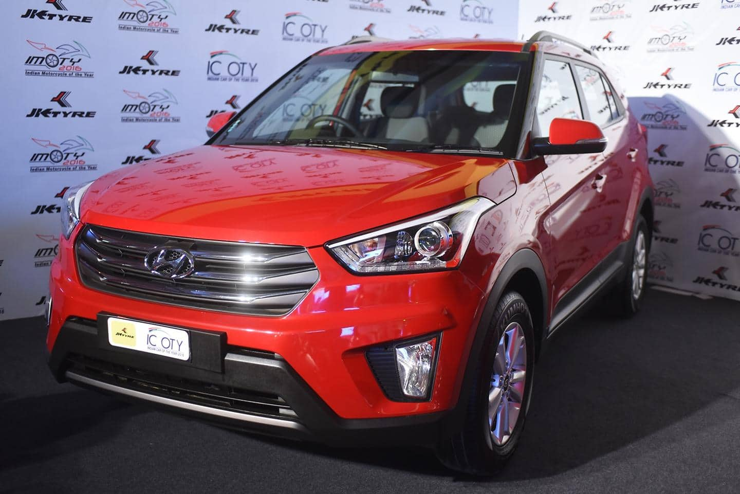 Hyundai Motor's CRETA wins Indian Car of the Year 2016 (ICOTY)