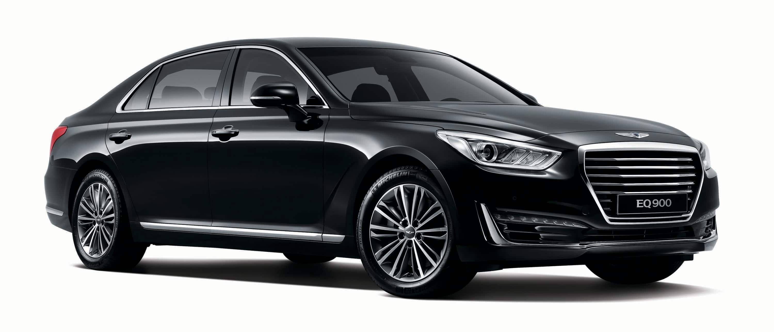 Genesis Wins 2015 GOOD DESIGN Award For Range-Topping G90 Large Luxury Sedan