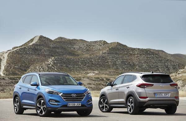 All-new Tucson Wins ABC's 'Best Car of the Year 2016' in Spain