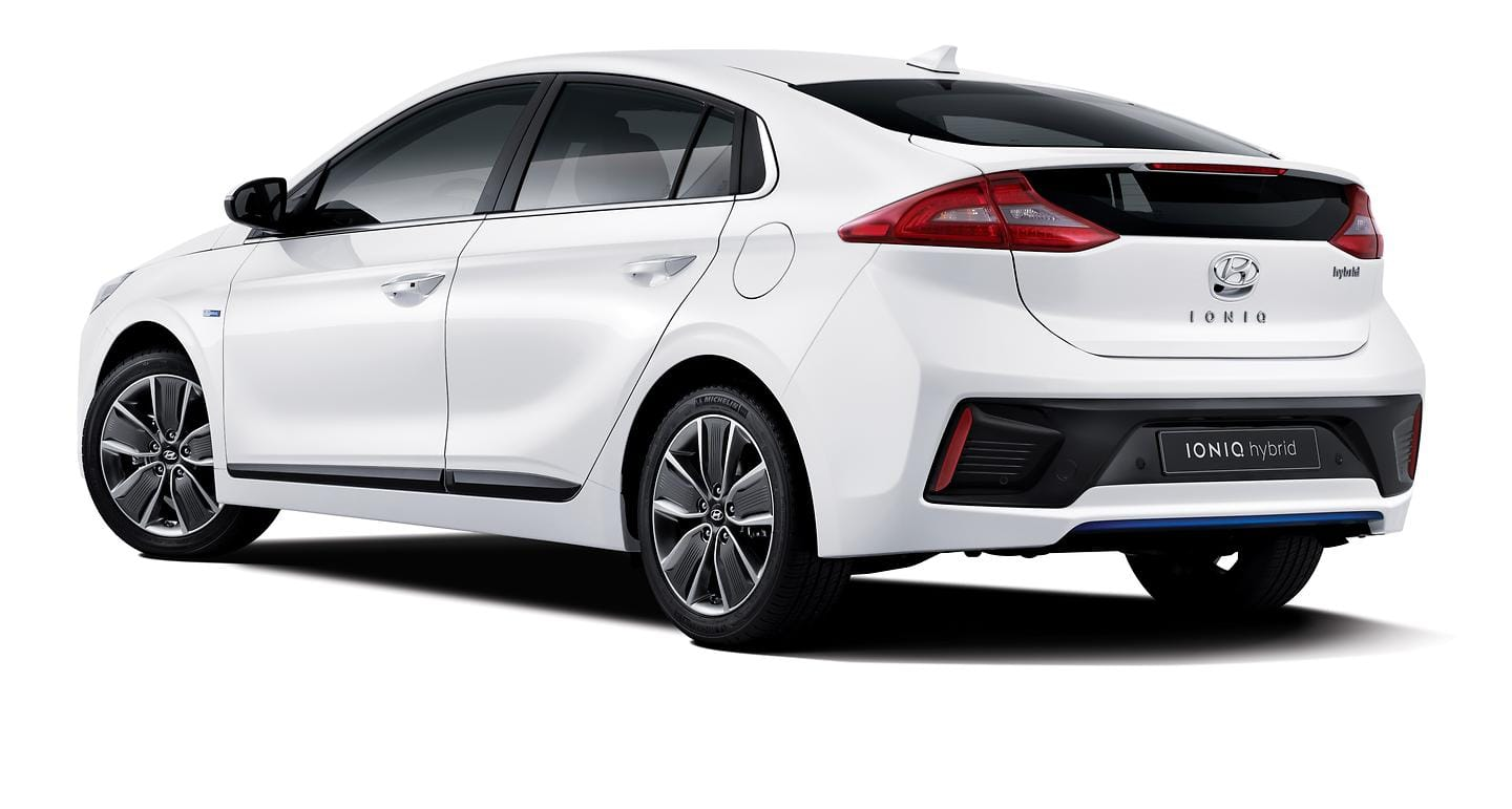 IONIQ: A Leap Forward for Hybrid Vehicles (1)