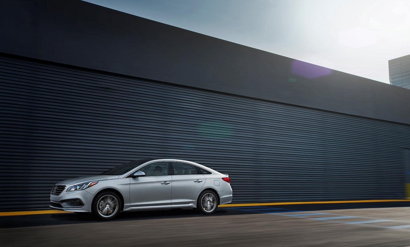 Hyundai Motor's Sonata Earns IIHS TOP SAFETY PICK+ Award