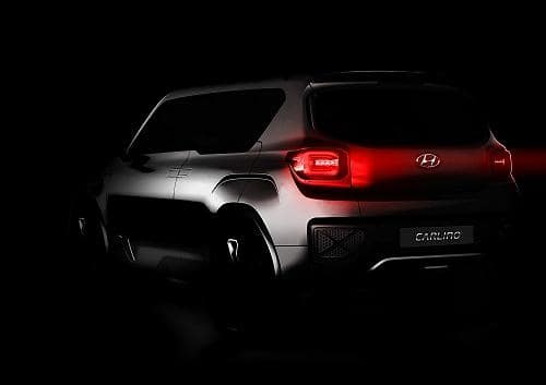 Hyundai Motor Debuts Carlino Concept at Delhi Auto Expo