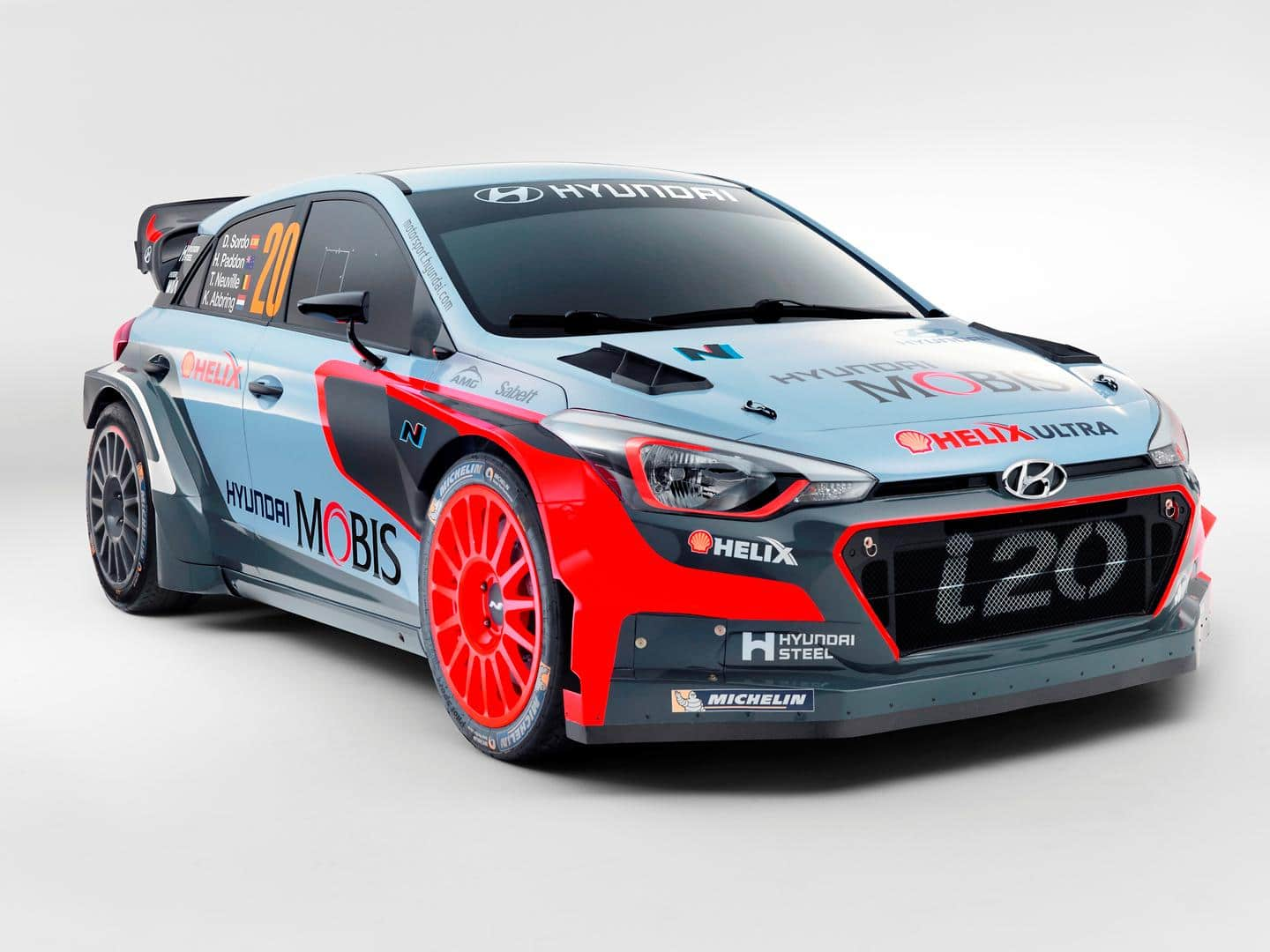 Hyundai Motorsport set to field trio of New Generation i20 WRCs  at WRC Rally Sweden
