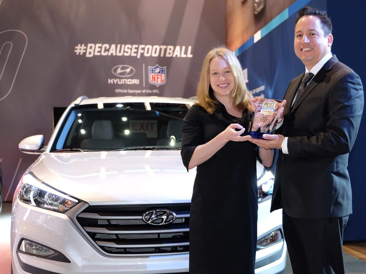 Tucson Named Best Compact SUV for the Money