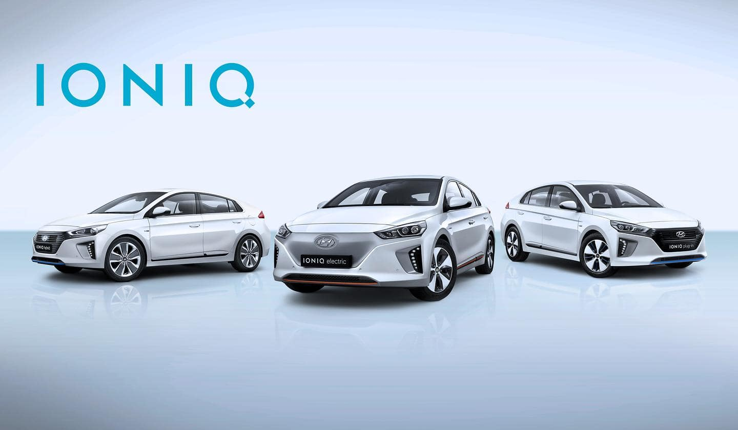 Hyundai Motor Introduces Project IONIQ  at the Geneva Motor Show 2016