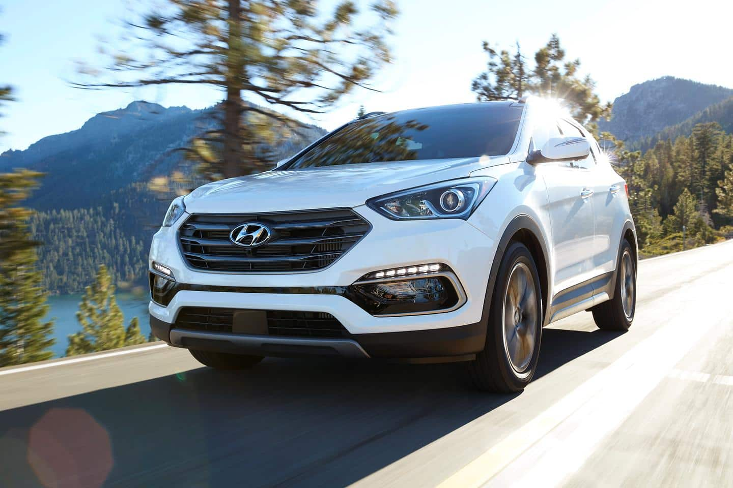 Hyundai Motor's Santa Fe Sport Earns 2016 Best 5 All-around Performance from Automotive Science Group