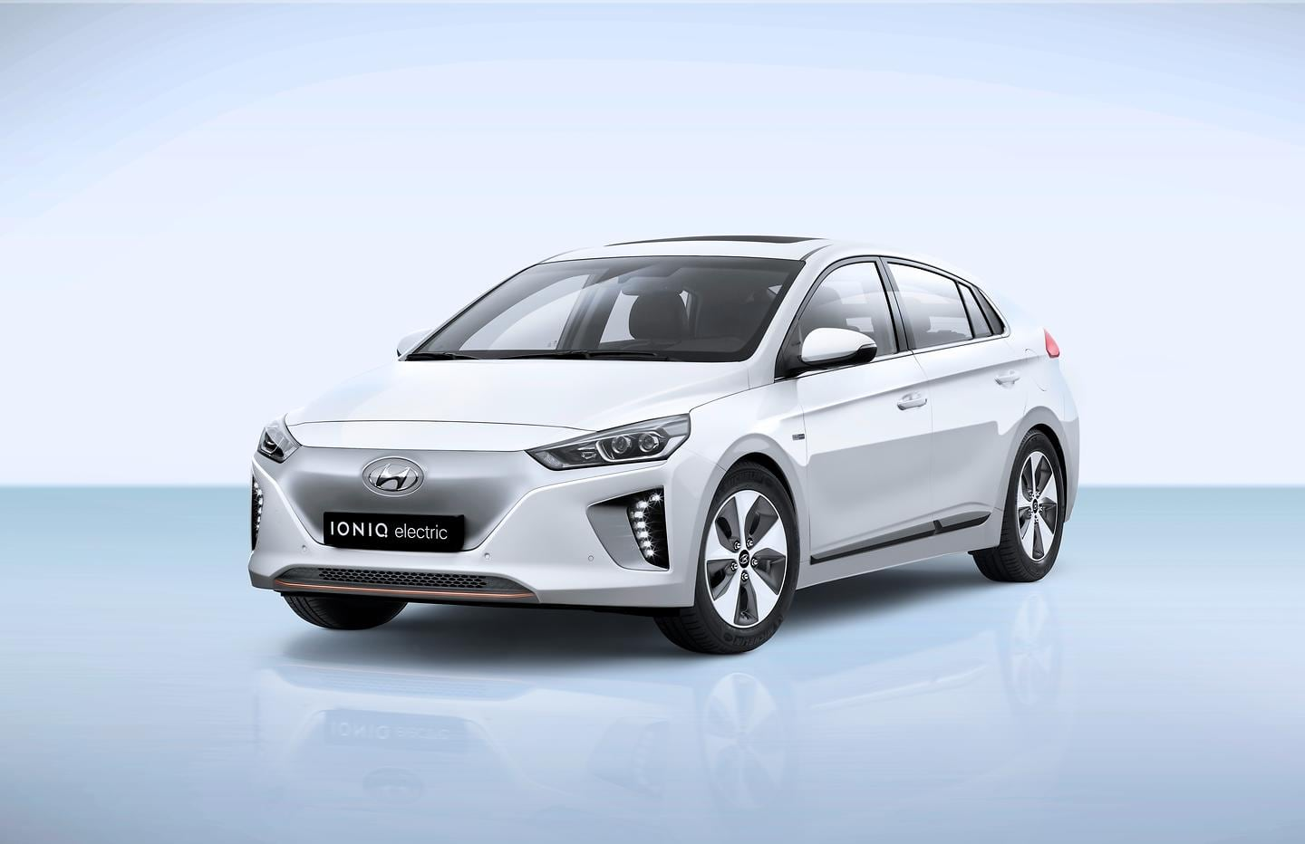 Dedicated to Disrupt - the All-New Hyundai IONIQ Line-Up: Hybrid, Plug-in, Electric