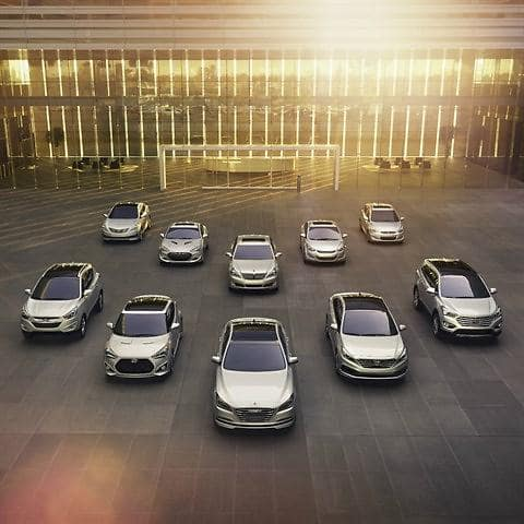 Hyundai Ranked No.1 in Brand Keys Customer Loyalty Index