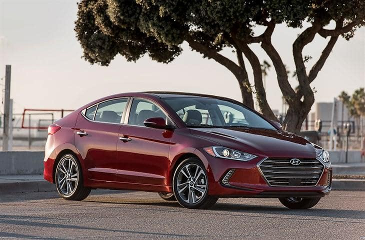 Hyundai Motor's Elantra Wins Biggest Bang for the Buck Award