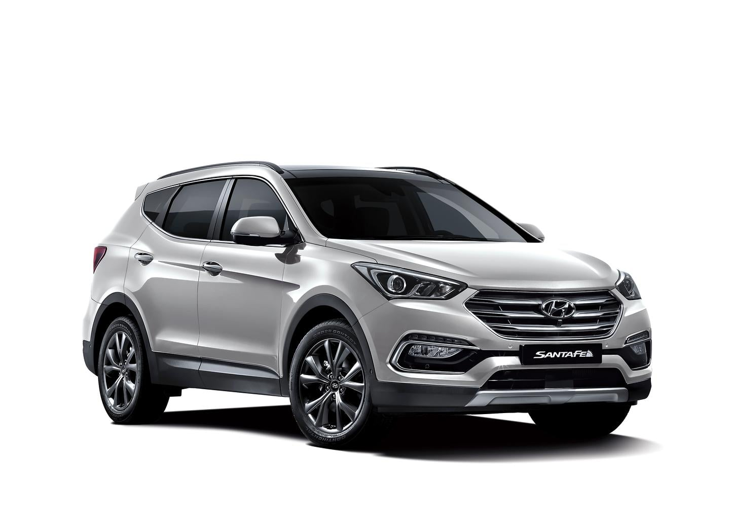 Hyundai Motor Santa Fe Sport Earns 2016 Top Safety Pick+