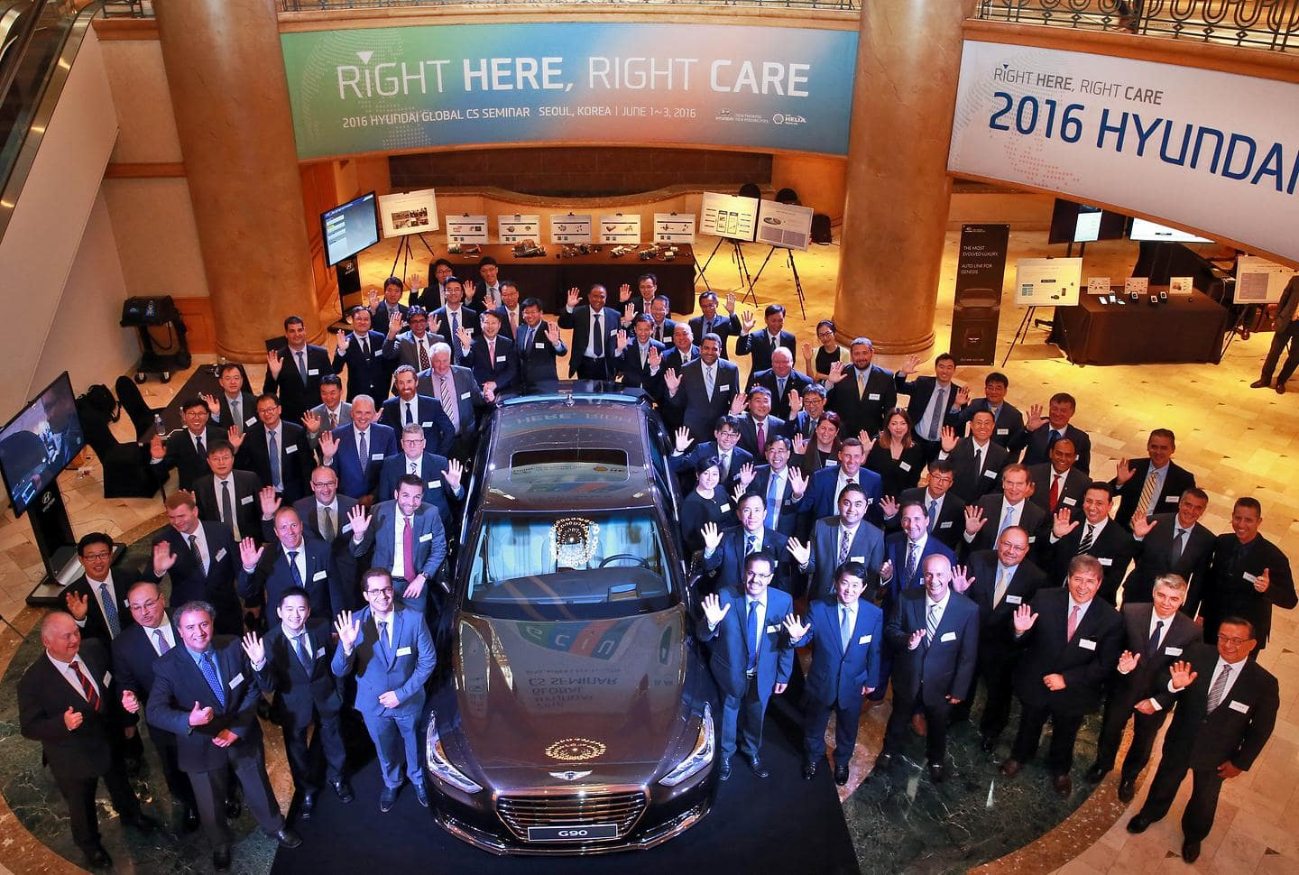 Hyundai Motor Hosts 2016 Global Customer Satisfaction Seminar