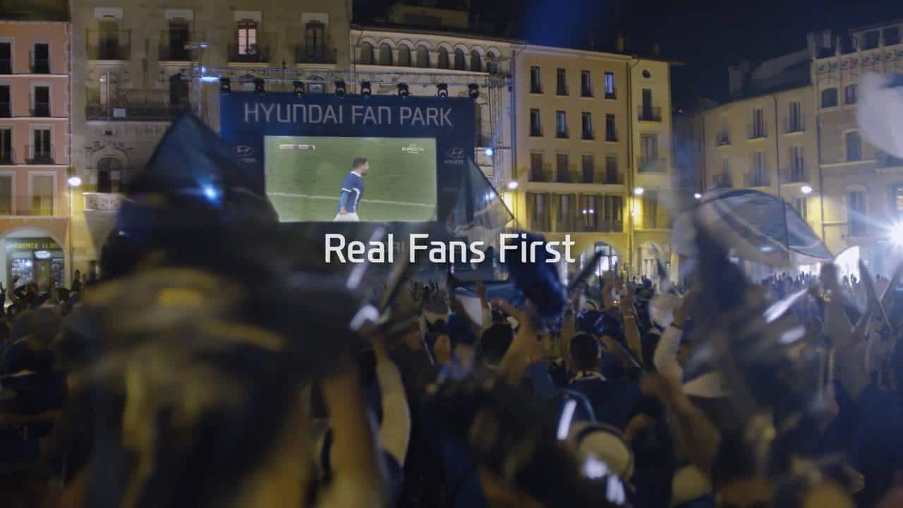 UEFA EURO 2016™ Kicks Off With Hyundai Motor
