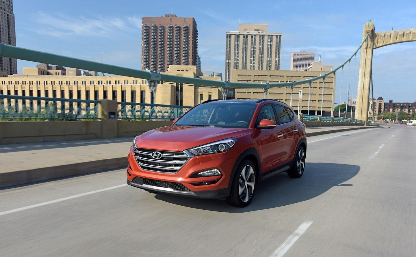 Hyundai Tucson and Azera Earn AutoPacific Vehicle Satisfaction Awards