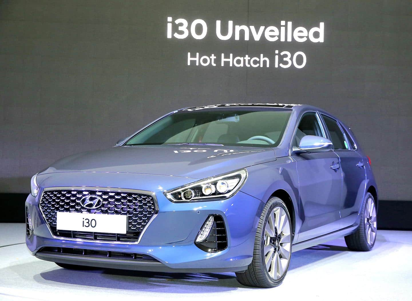 A Car for Everyone: The New Generation Hyundai i30 Product Information
