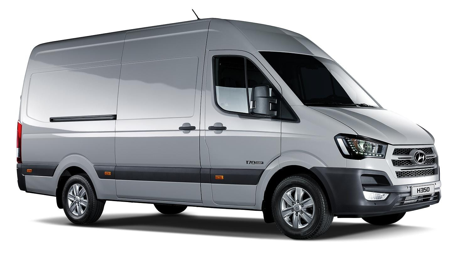 Hyundai Motor to Unveil H350 Fuel Cell Concept at the 2016 IAA Commercial Vehicle Show in Hanover