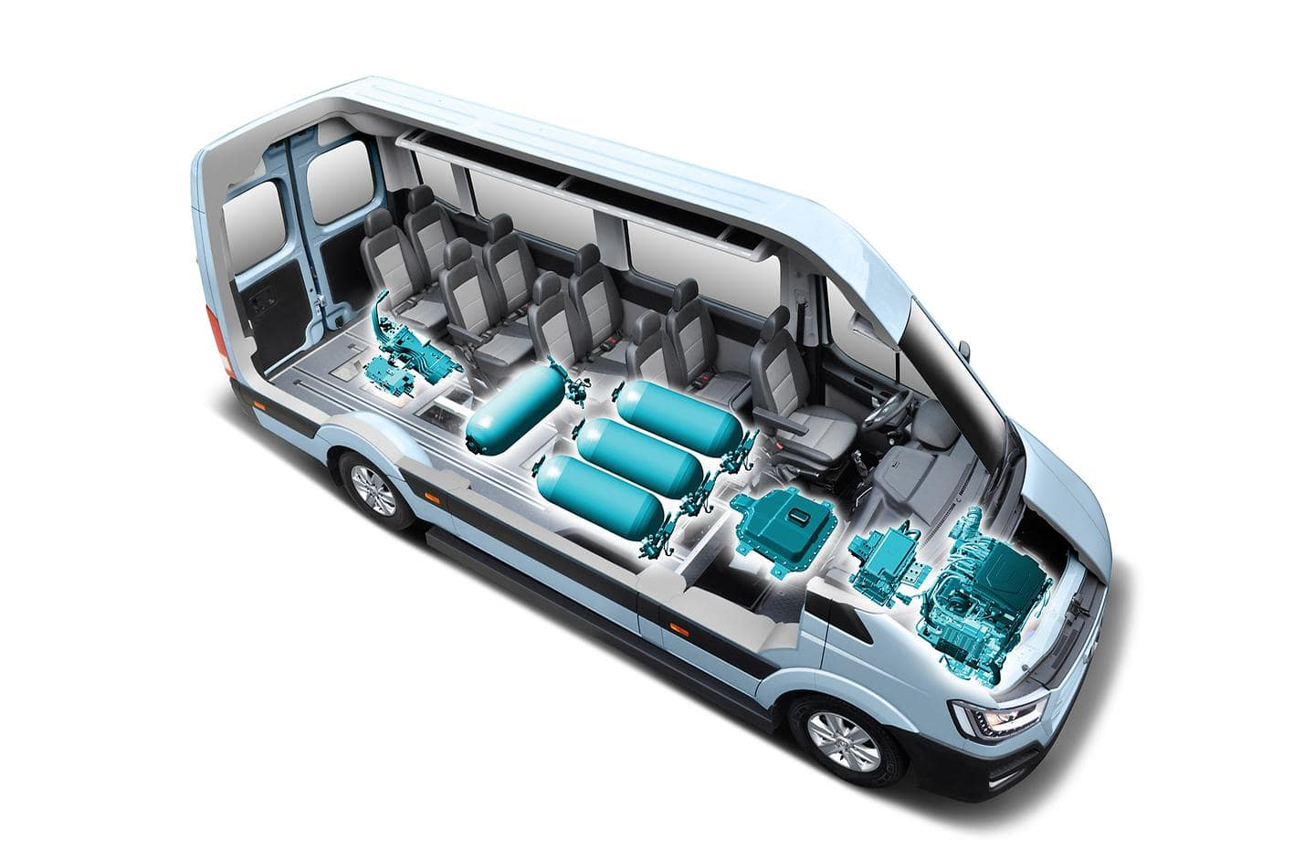 Hyundai Motor to Unveil H350 Fuel Cell Concept at the 2016 IAA Commercial Vehicle Show in Hanover (2)