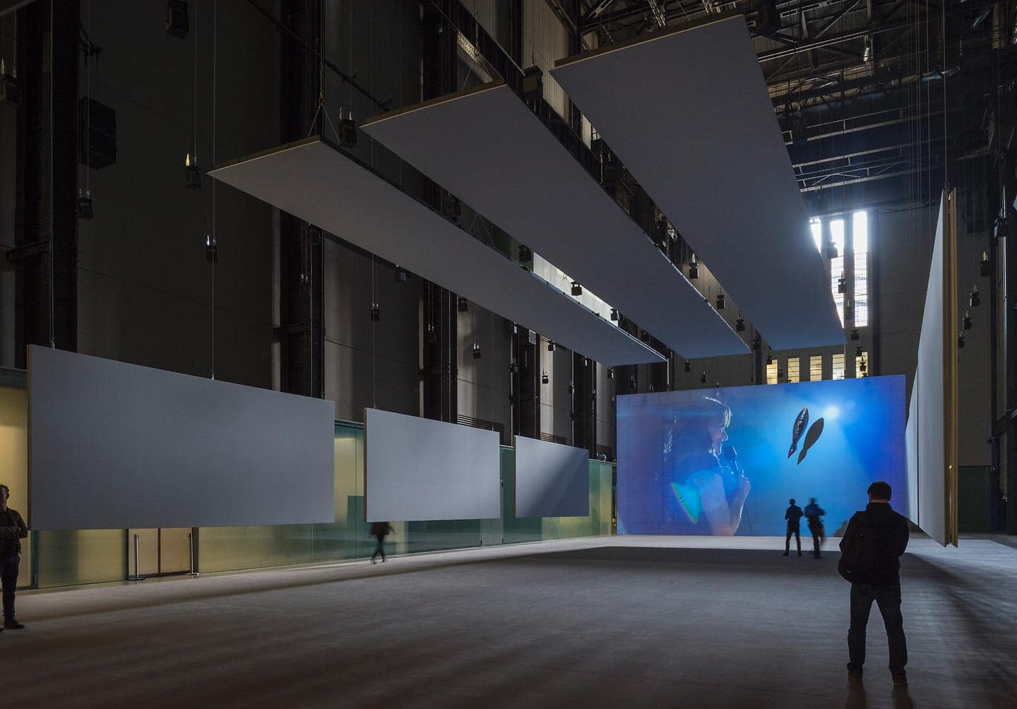 New Hyundai Commission by Philippe Parreno Opens at Tate Modern Turbine Hall