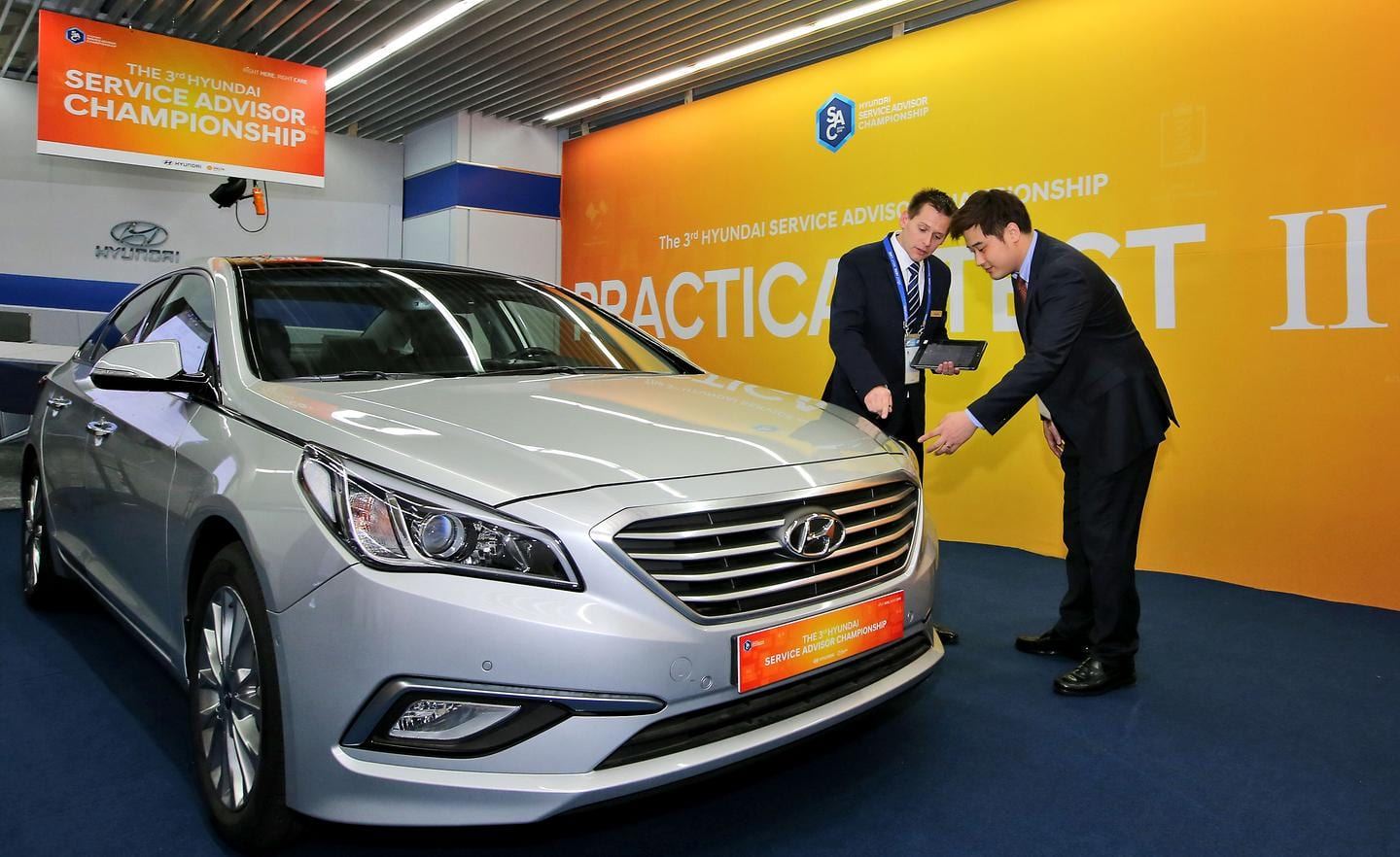 Hyundai Motor Holds the Third Service Advisor Championship in Korea to Reinforce Service Importance