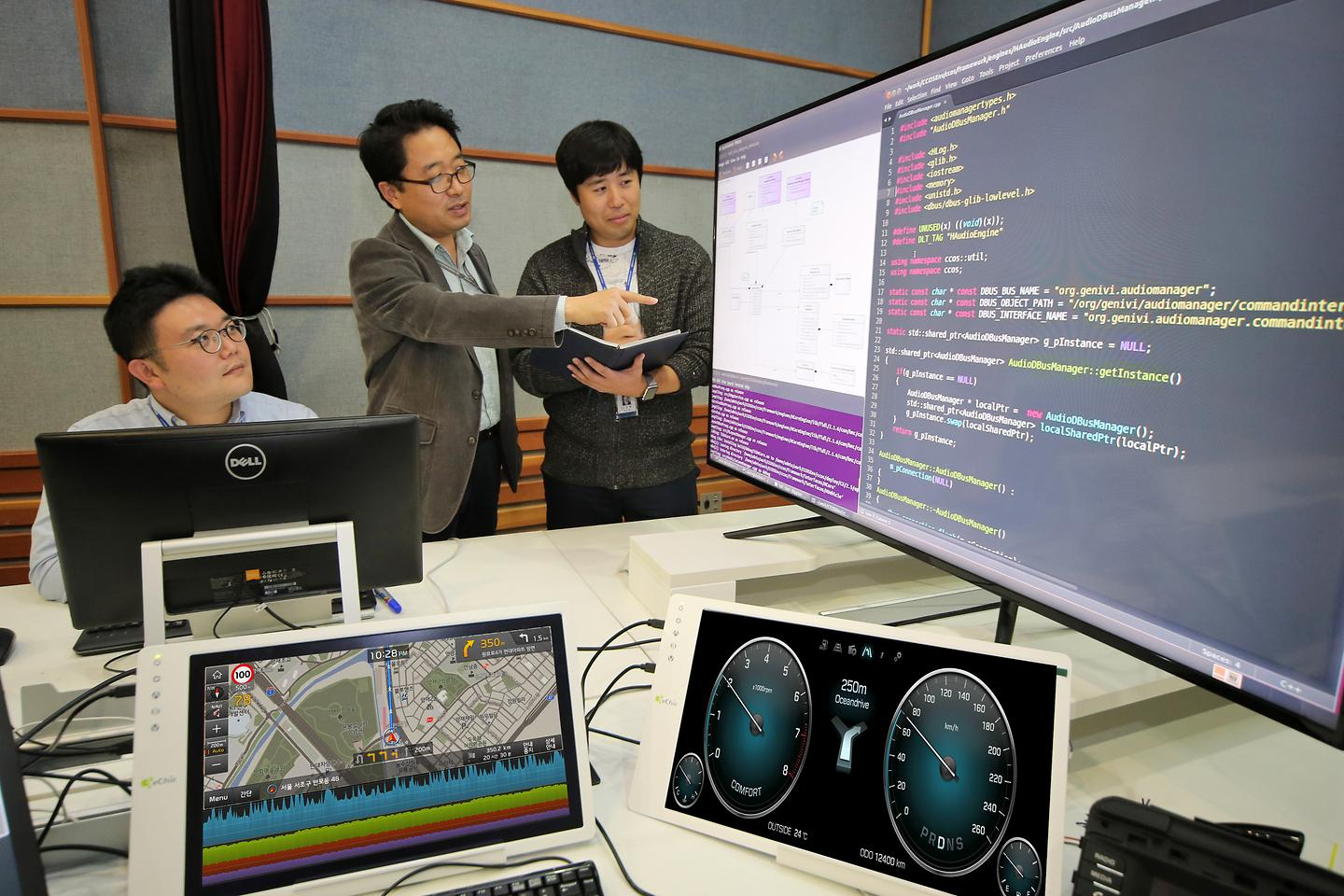 Hyundai Motor Advances Development of Connected Car Operating System