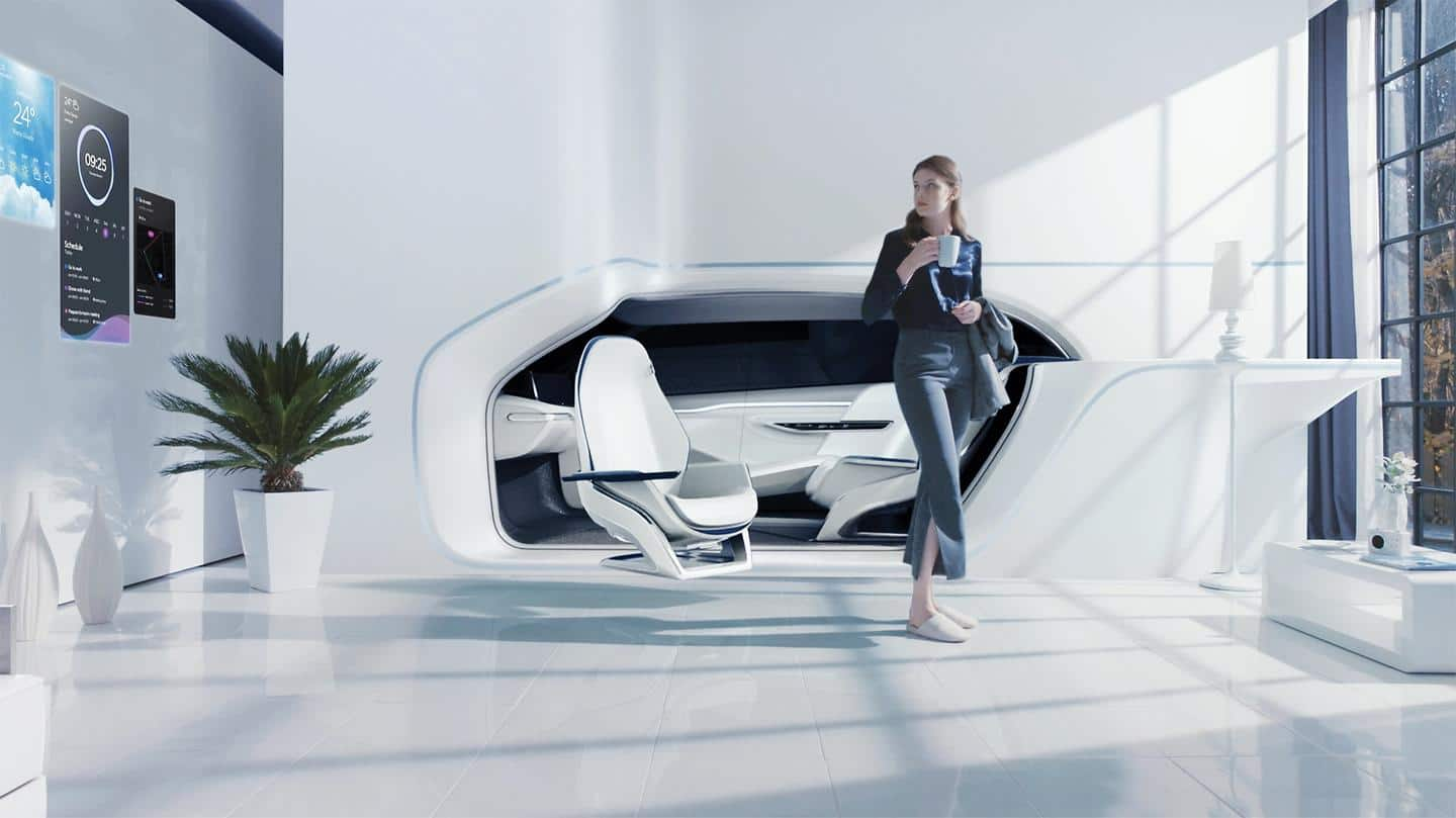 Hyundai Motor to Showcase Vision for Future Mobility at 2017 Consumer Electronics Show in Las Vegas