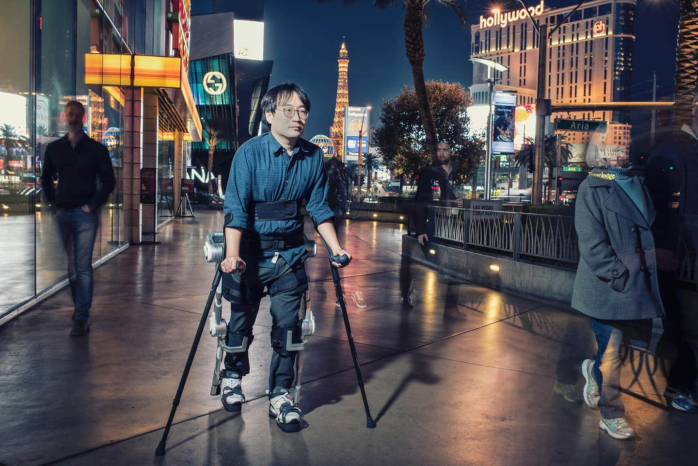 Hyundai Motor Leads Personal Mobility Revolution with Advanced Wearable Robots