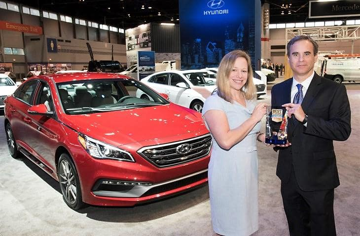 Hyundai Sonata Named Best Car for the Money by U.S. News & World Report