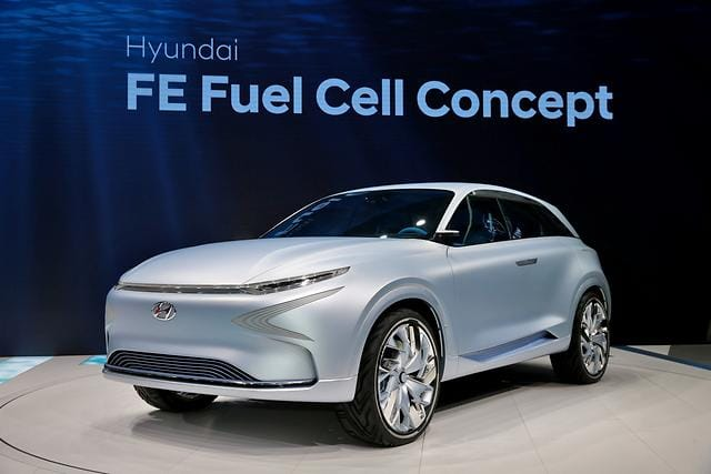 Hyundai Motor Reveals Next Generation Fuel Cell Concept at Geneva Motor Show