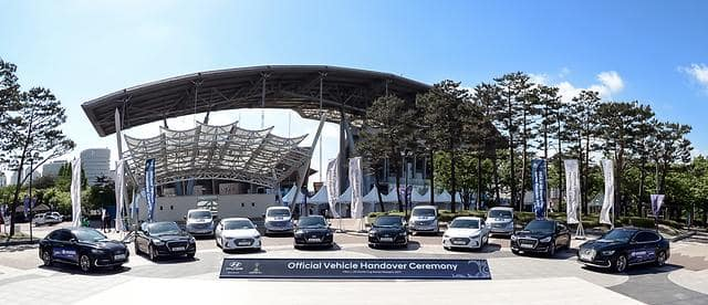 Hyundai Motor Supplies Official Vehicle Fleet to FIFA U-20 World Cup Korea Republic 2017