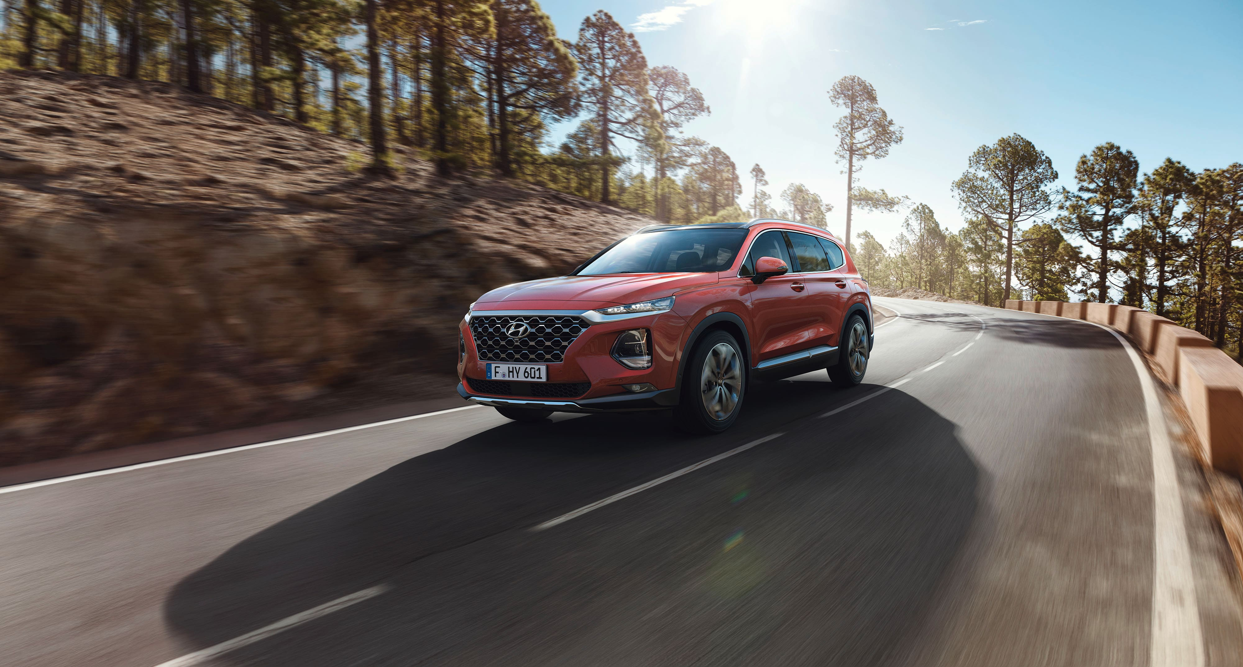 Hyundai Motor Celebrates the World Premiere of the New Generation Hyundai Santa Fe