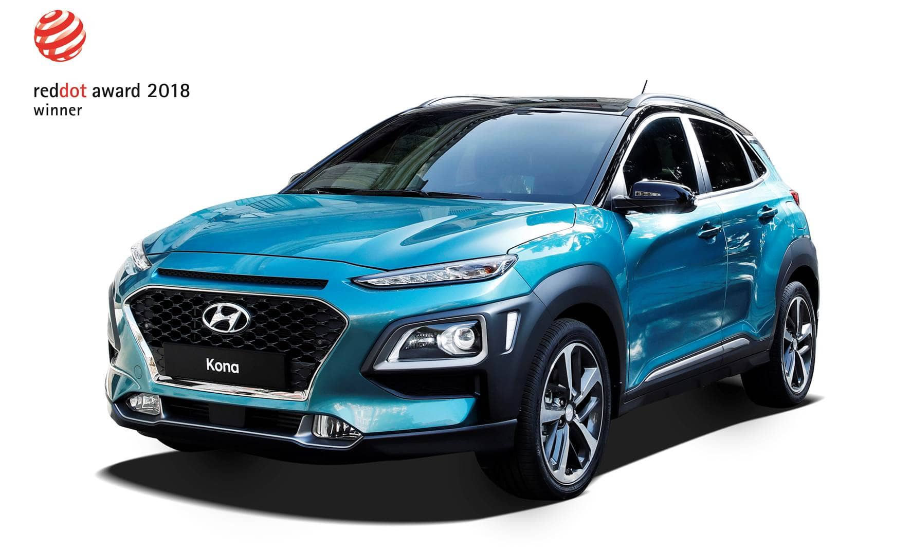 All-New Hyundai NEXO and Hyundai Kona honored with prestigious Red Dot Award