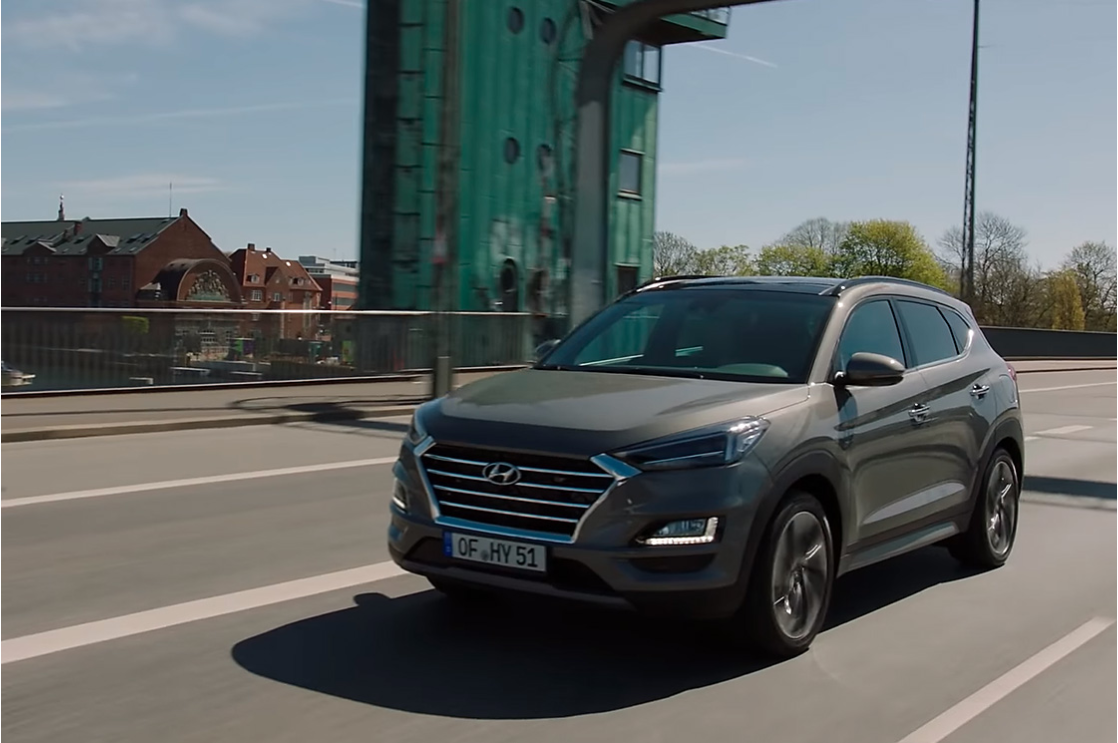 (Video) Designed for electrification: Hyundai's New Tucson offers pioneering 48-volt diesel mild hybrid powertrain