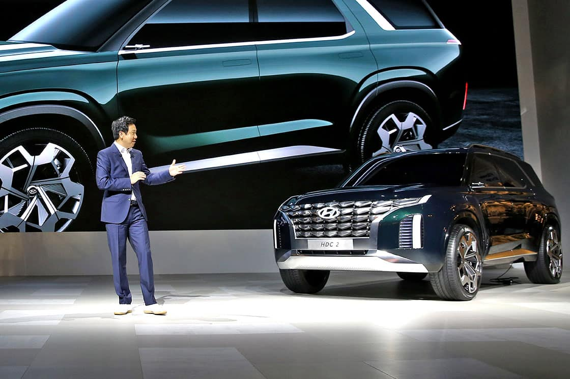 Hyundai Motor Expands Future Design Direction and Performance at the 2018 Busan International Motor Show