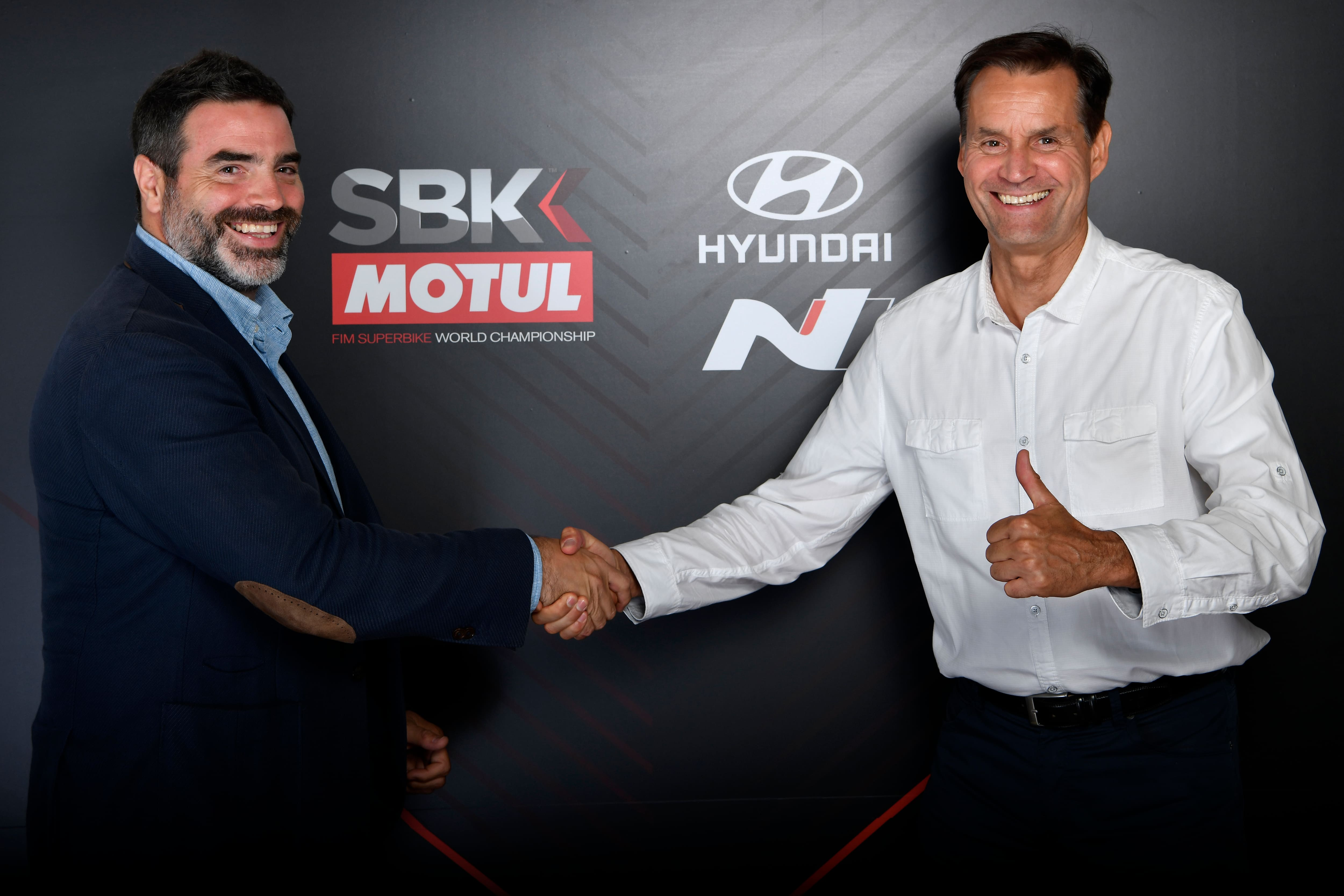 Hyundai N to be the Official Safety Car of MOTUL FIM Superbike World Championship (WorldSBK)