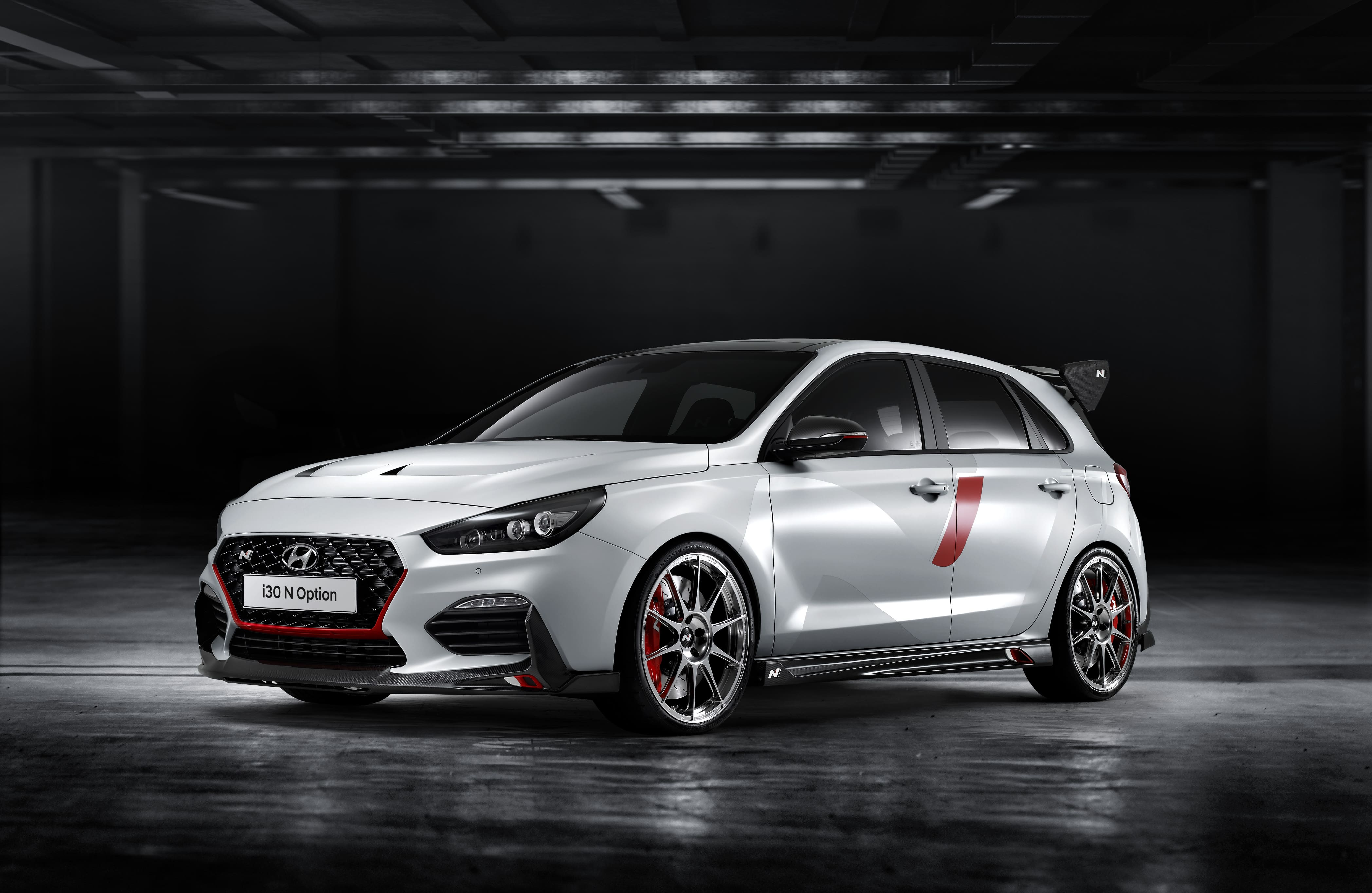 Ultimate performance: Hyundai 'N Option' premieres at Paris Motor Show