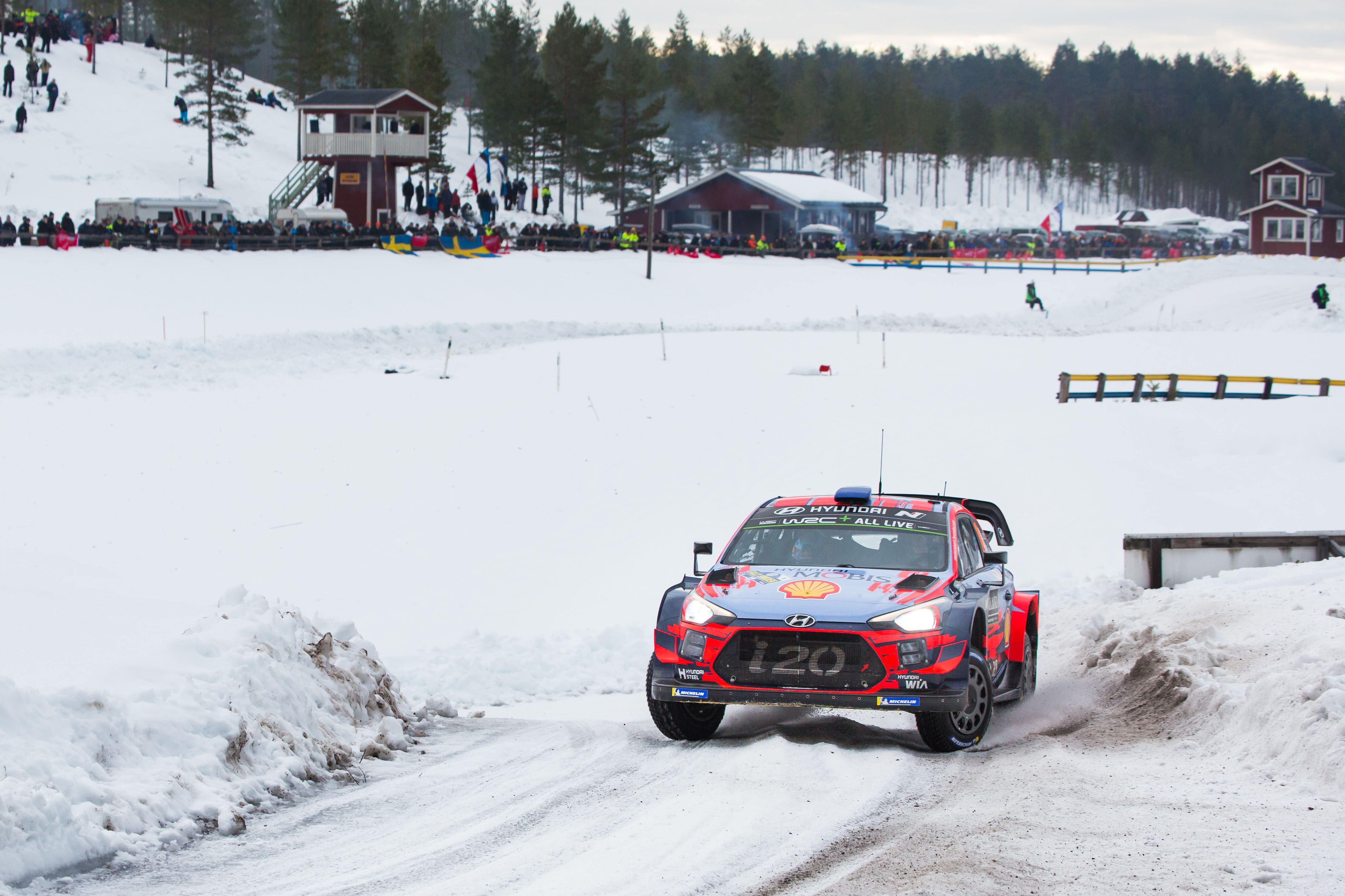 Rally Sweden – Day Three Report