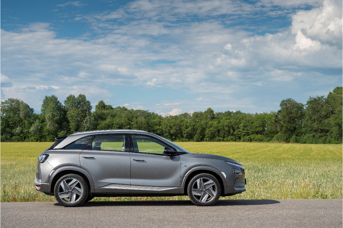 Hyundai NEXO named a 'game changer'