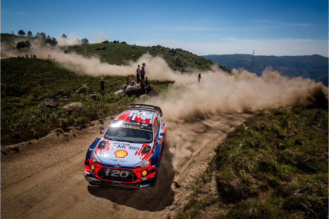 Rally de Portugal – Day Three Report