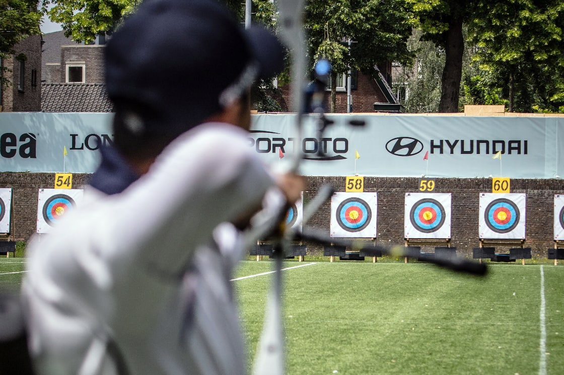 2019 Hyundai World Archery Championships Kicks Off in Netherlands for Biggest Celebration of the Tournament
