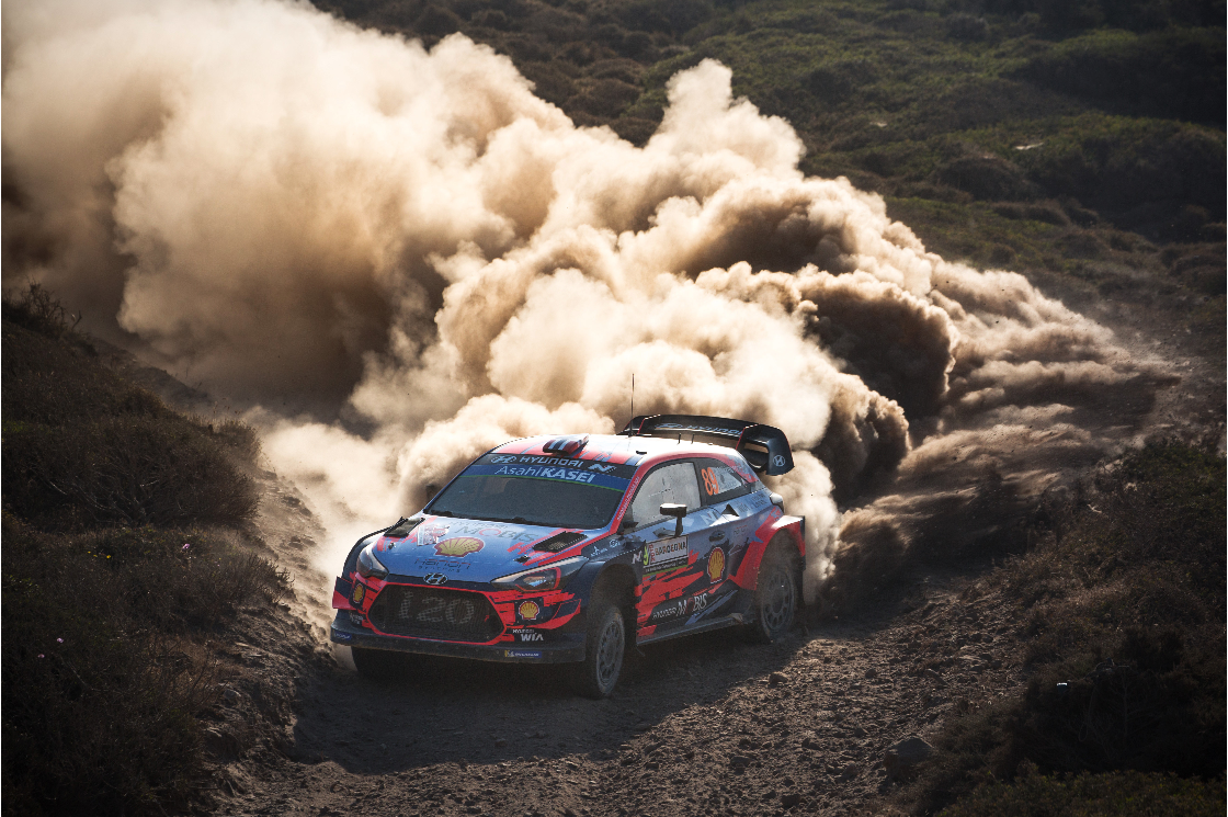 Rally Italia Sardegna – Day Three Report