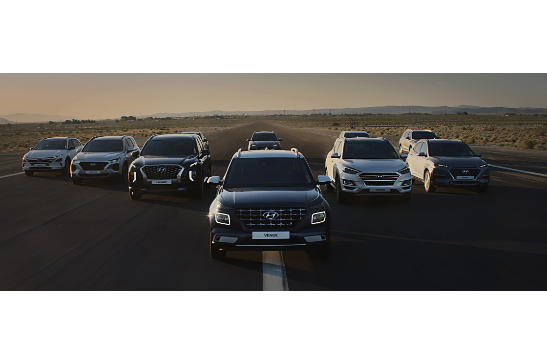 Hyundai Motor Heralds Global Launch Of Venue Suv In Viral Video Advert