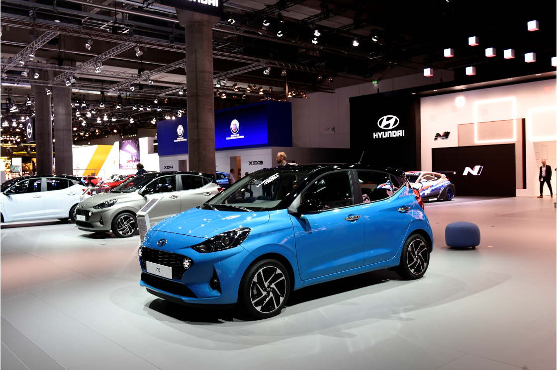 All-New Hyundai i10: making a big statement in the A-segment