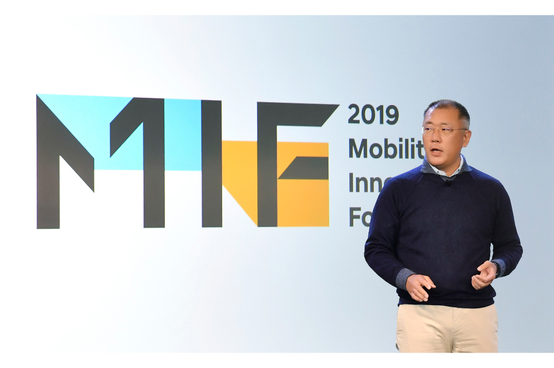 Hyundai Motor Group Announces Human-Centered Philosophy to Future Mobility at MIF 2019