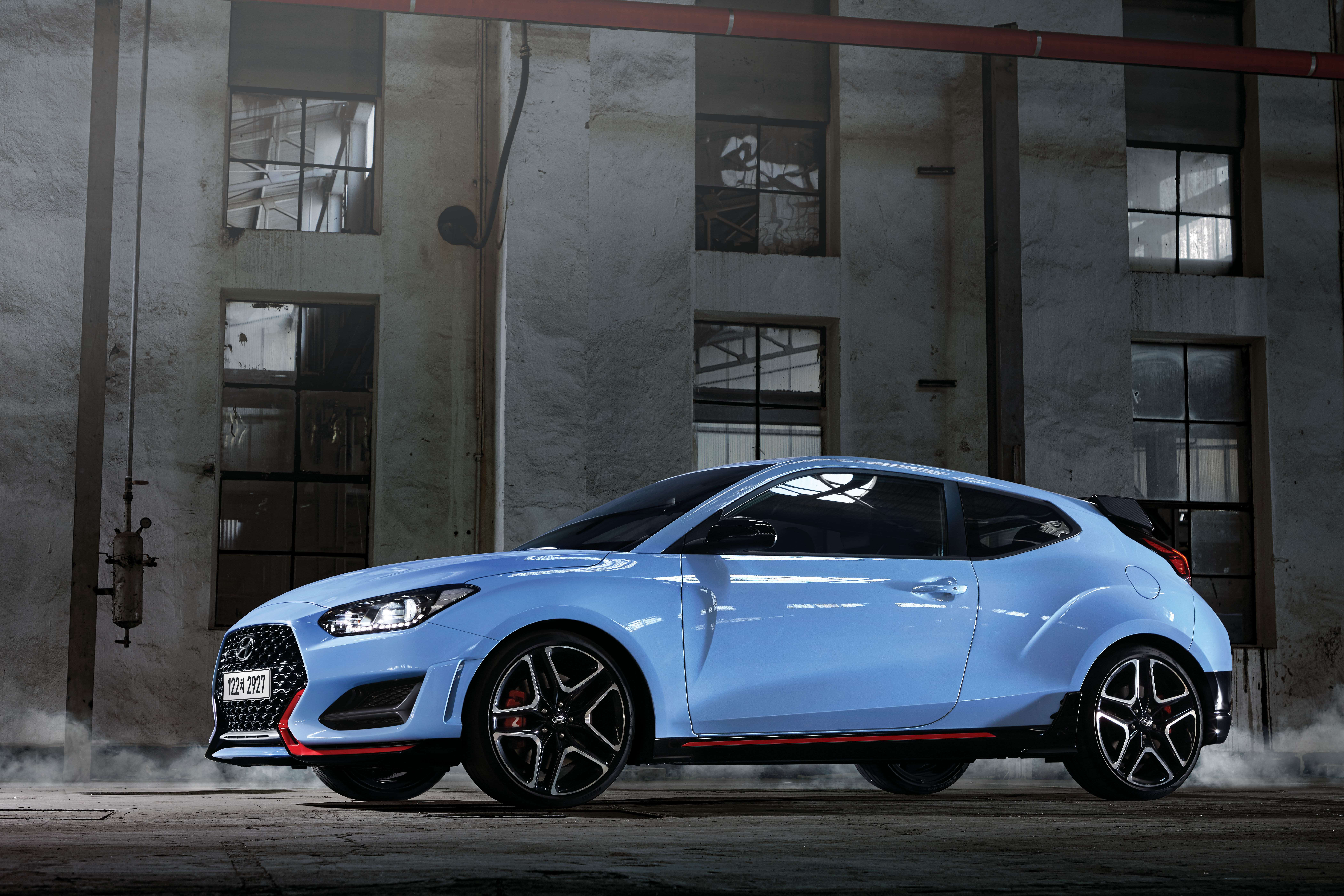Hyundai Unveils The New Veloster N With 8 Speed Dct